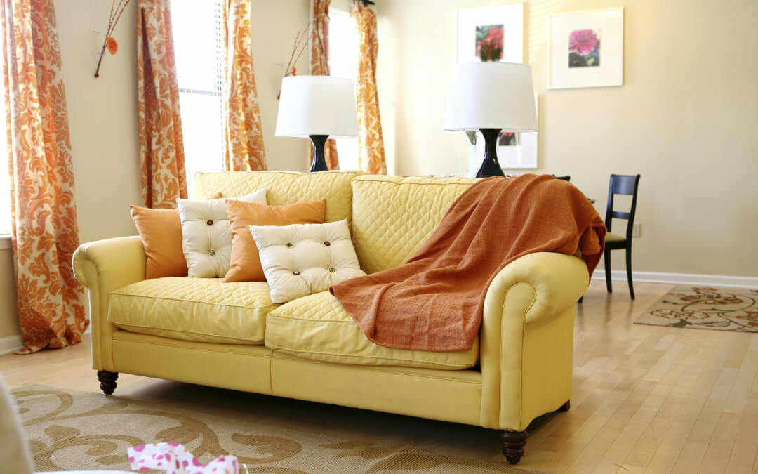 Tips for Clean Upholstery