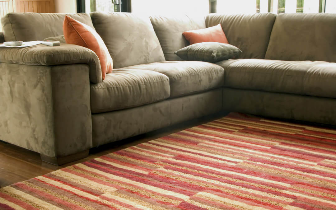 Useful Area Rug Tips For Your Small Living Space