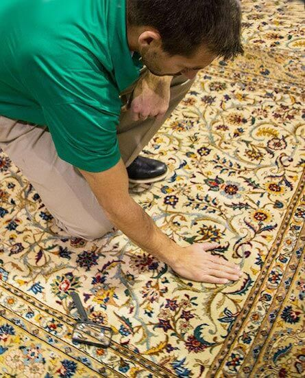 area rug cleaning in bellingham