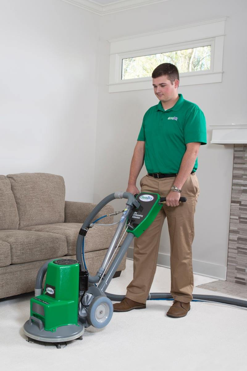 professional carpet cleaning in Everson