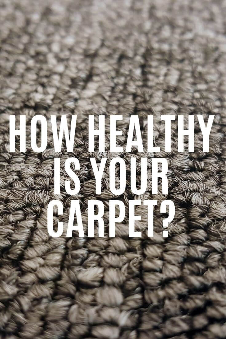 How Healthy is Your Carpet