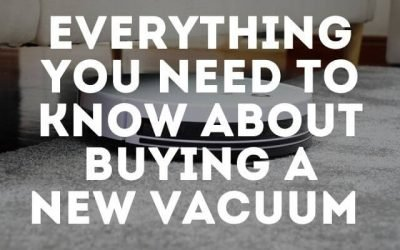 Everything You Need to Know About Buying a New Vacuum