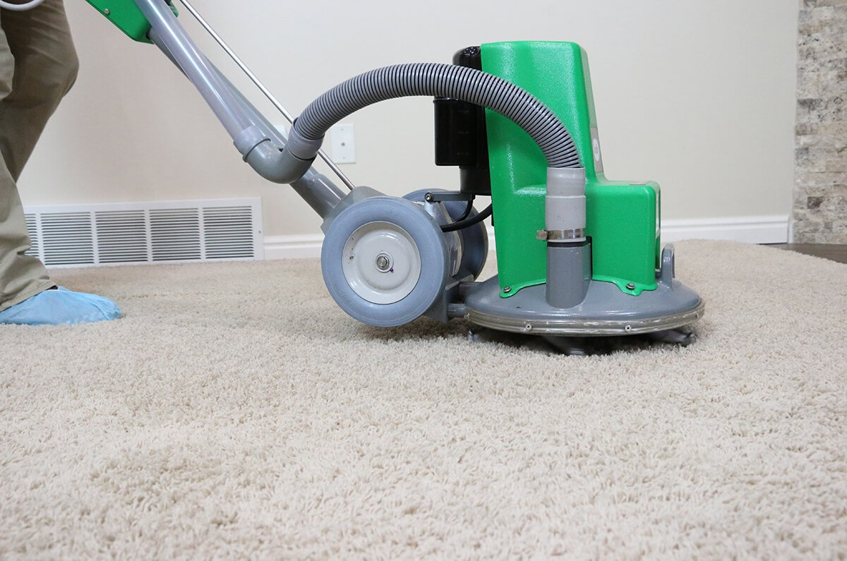 carbonated carpet cleaning