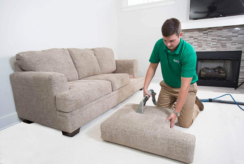 upholstery cleaner ferndale wa