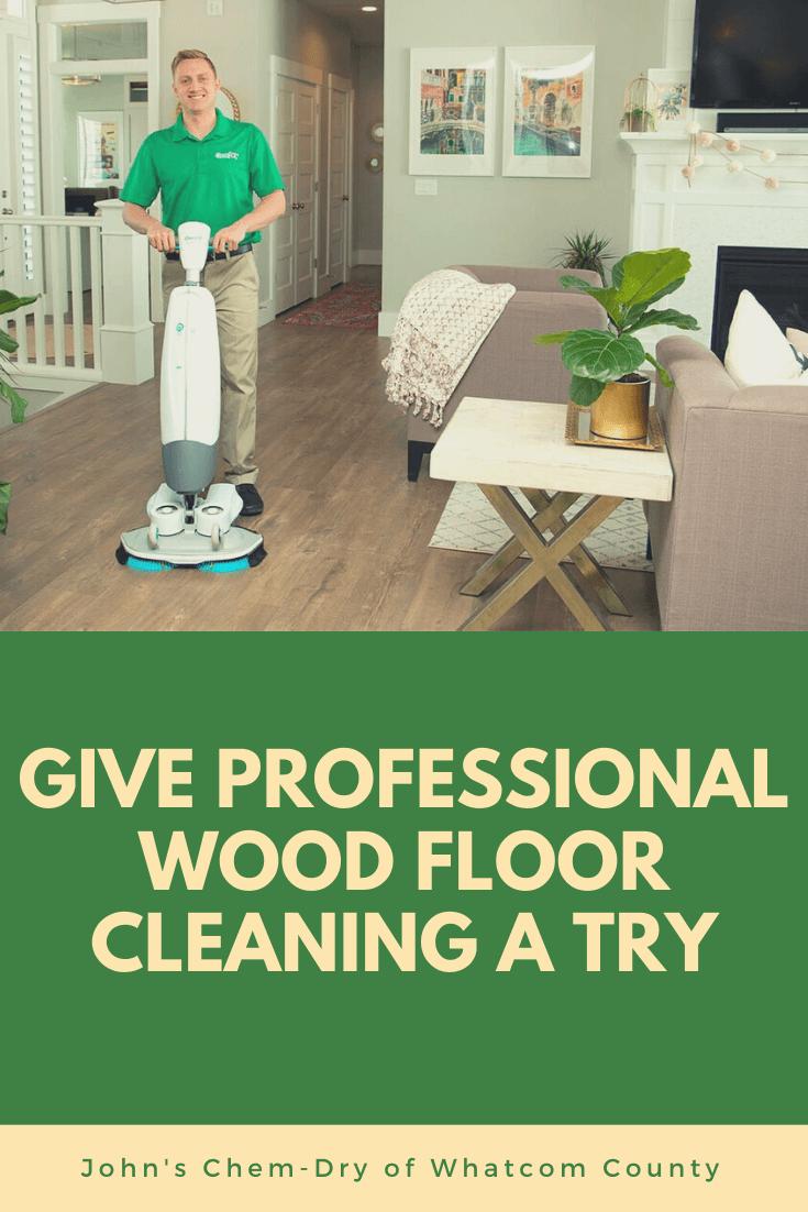 Professional wood floor cleaners in ferndale. wa