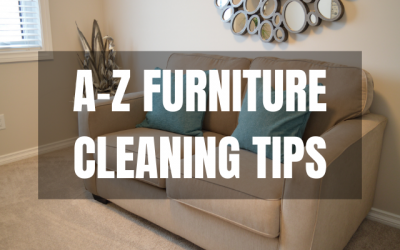 Furniture Cleaning A-Z