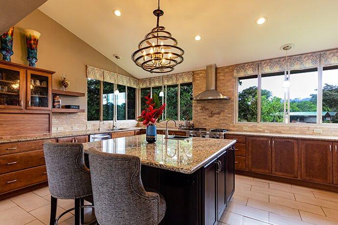 a beautiful bellingham kitchen