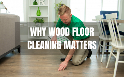 Why Wood Floor Cleaning Matters
