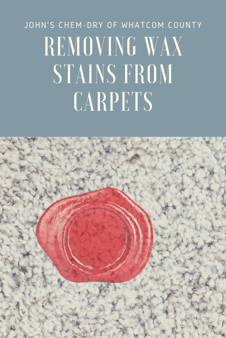 Wax stain removal bellingham wa